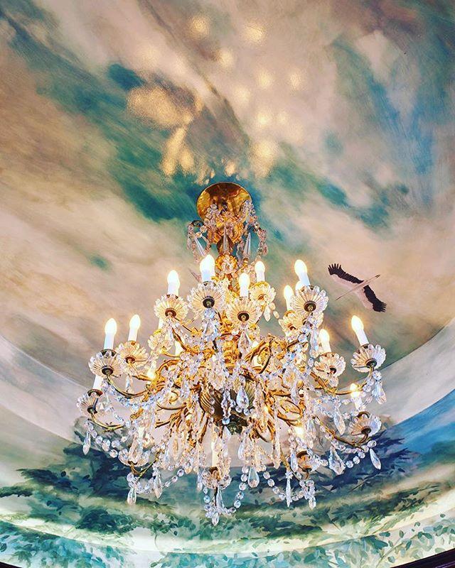 Ciel peint 🌥L'Alsace restaurant