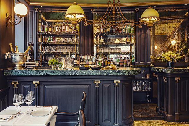 Restaurant La Fontaine Gaillon 🍷préserver l'âme d'un lieu 🎨